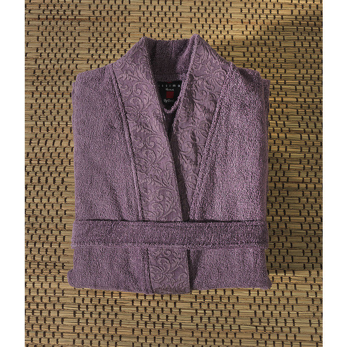 Халат-кимоно RAVENNA пурпурный S