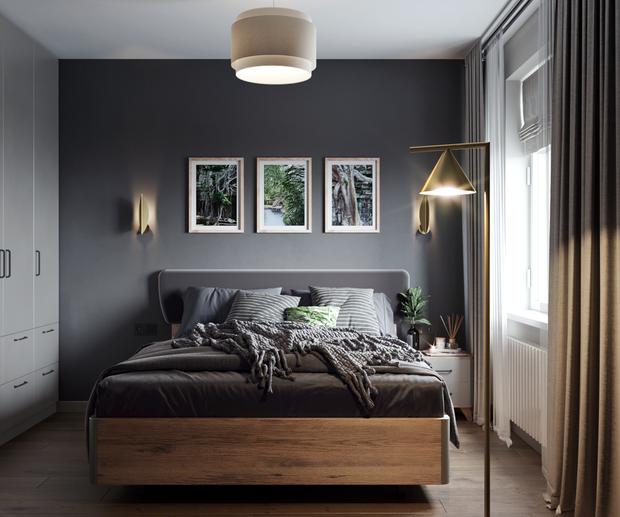 Фото из портфолио Home design – фотографии дизайна интерьеров на INMYROOM
