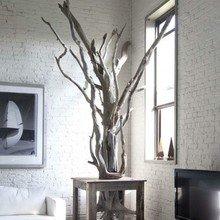 Фотография: Декор в стиле Лофт, Эко, Декор интерьера, Мебель и свет, Декор дома, Светильники, Зеркала – фото на InMyRoom.ru