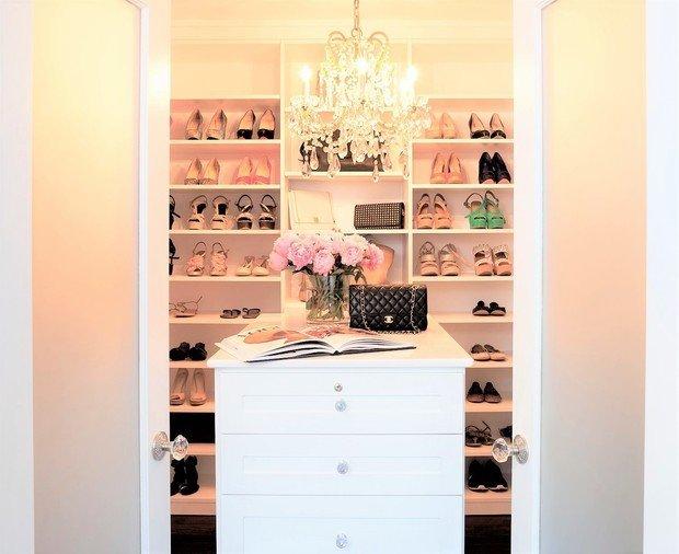 Фотография: Гардеробная в стиле Классический, Декор интерьера, Квартира, США – фото на INMYROOM