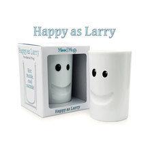 """Кружка с двойными стенками """"mood счастливый"""""""