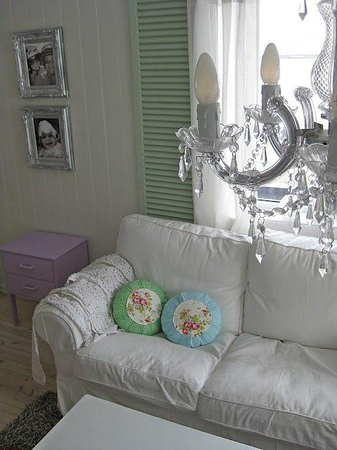 Фотография: Гостиная в стиле Кантри, Классический, Современный, Декор интерьера, DIY, Дом, Декор дома – фото на InMyRoom.ru