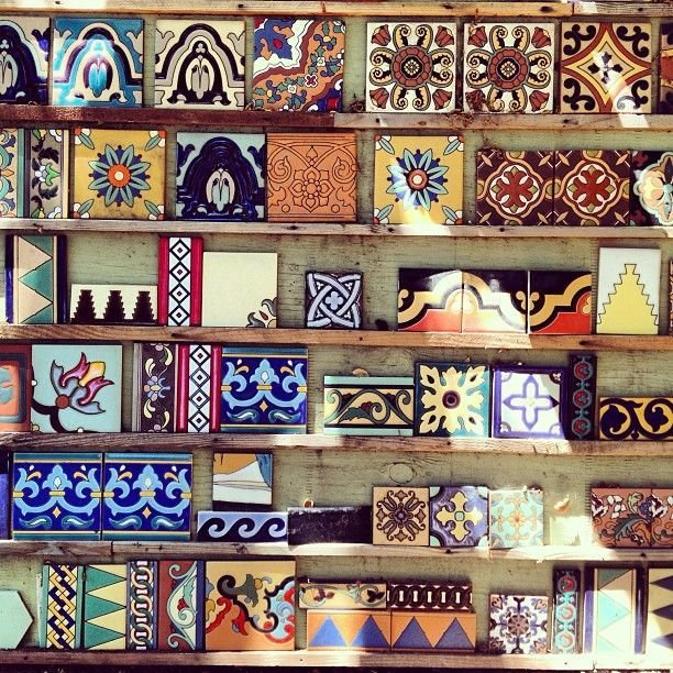 Фотография: Декор в стиле Прованс и Кантри, Современный, Декор интерьера, Декор дома, Плитка – фото на InMyRoom.ru