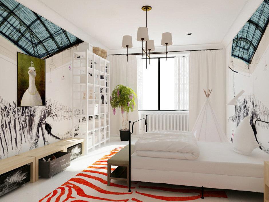 Фотография: Детская в стиле Современный, Декор интерьера, Дом, Дома и квартиры, Проект недели – фото на InMyRoom.ru