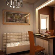Фотография: Кухня и столовая в стиле Современный, Малогабаритная квартира, Квартира, Дома и квартиры, IKEA, Ремонт – фото на InMyRoom.ru
