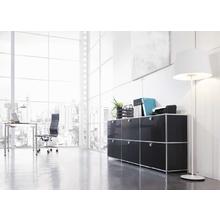 Стол SmartModule стеклянная столешница 160 cm