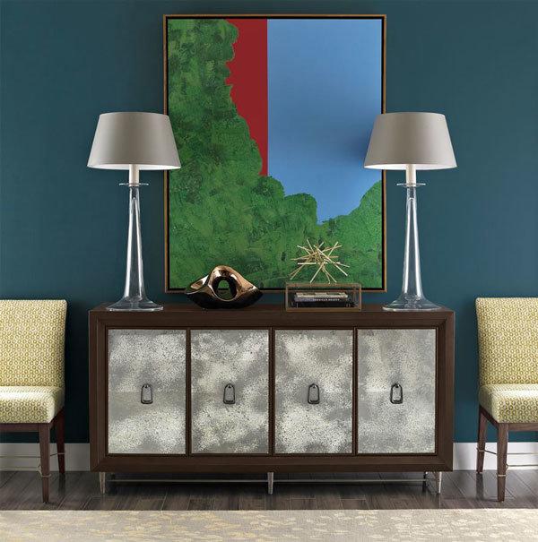 Фотография: Декор в стиле Современный, Декор интерьера, Дизайн интерьера, Цвет в интерьере, Белый, Серый, Бирюзовый – фото на InMyRoom.ru