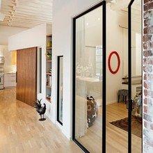 Фотография: Прихожая в стиле Лофт, Квартира, Дома и квартиры – фото на InMyRoom.ru