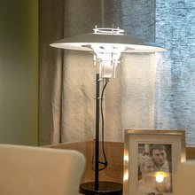 Фотография: Мебель и свет в стиле Современный, Гостиная, Декор интерьера, Интерьер комнат – фото на InMyRoom.ru