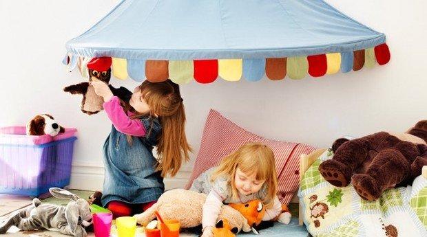 Фотография: Детская в стиле Современный, Декор интерьера, Мебель и свет, Праздник, Индустрия, События, IKEA, Маркет – фото на InMyRoom.ru