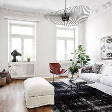 Фото из портфолио Nyköpingshus nr 4 – фотографии дизайна интерьеров на InMyRoom.ru