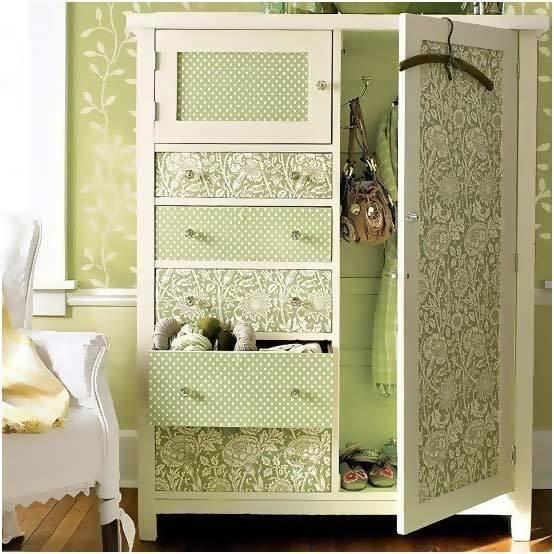 Фотография: Мебель и свет в стиле Прованс и Кантри, Декор интерьера, DIY, Обои – фото на InMyRoom.ru