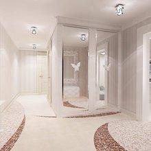 Фото из портфолио В светлых тонах – фотографии дизайна интерьеров на InMyRoom.ru