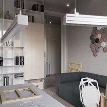 Фото из портфолио 2-ая Вольская – фотографии дизайна интерьеров на INMYROOM