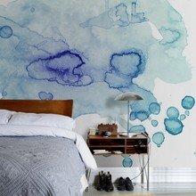 Фотография: Спальня в стиле Скандинавский, Декор интерьера, Декор дома, Стена – фото на InMyRoom.ru