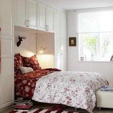 Фотография: Спальня в стиле Кантри, Декор интерьера, Интерьер комнат – фото на InMyRoom.ru