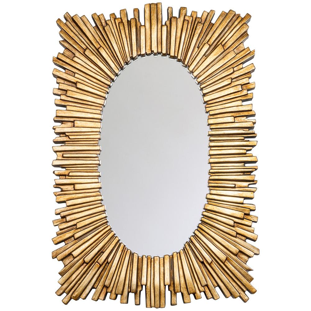 Купить Настенное зеркало мемфис в раме из полиуретана, inmyroom, Россия