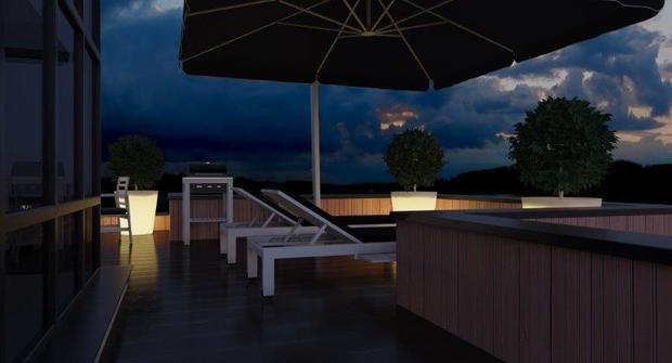 Фото из портфолио Пентхаус в стиле Лофт – фотографии дизайна интерьеров на INMYROOM