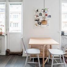 Фото из портфолио Möregatan 6, SÖDERMALM KATARINA, STOCKHOLM – фотографии дизайна интерьеров на INMYROOM
