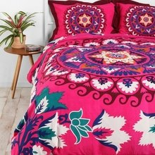 Фотография: Спальня в стиле Кантри, Декор интерьера, Дизайн интерьера, Цвет в интерьере – фото на InMyRoom.ru