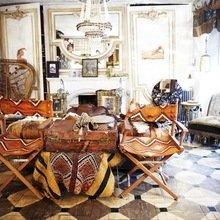 Фотография: Кухня и столовая в стиле Кантри, Современный, Дизайн интерьера – фото на InMyRoom.ru