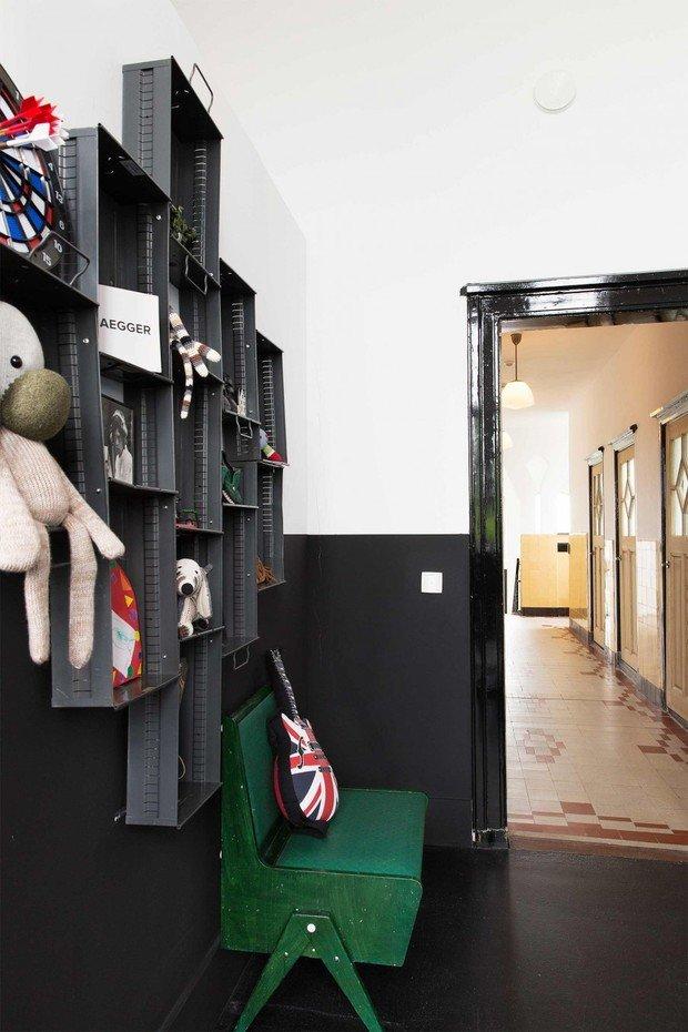Фото из портфолио Бывшая школа святого Иосифа на реке Амстел – фотографии дизайна интерьеров на INMYROOM