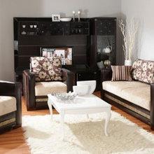 Фотография: Мебель и свет в стиле Эклектика – фото на InMyRoom.ru