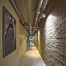 Фото из портфолио ОФИС В ИНДУСТРИАЛЬНОМ СТИЛЕ – фотографии дизайна интерьеров на INMYROOM