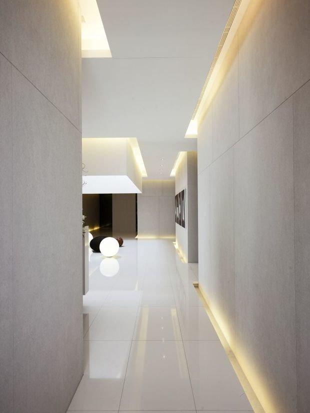 Фотография: Прихожая в стиле Современный, Декор интерьера, Декор, Мебель и свет, освещение – фото на InMyRoom.ru