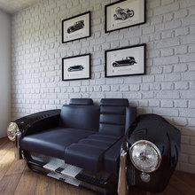 Фото из портфолио Авто мастерская  – фотографии дизайна интерьеров на InMyRoom.ru