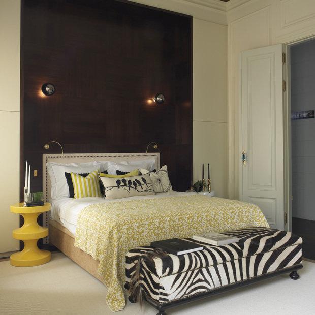 Фотография: Спальня в стиле Эклектика, Интервью, Марина Филиппова – фото на INMYROOM