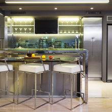 Фото из портфолио Профессиональные кухни для дома из нержавеющей стали – фотографии дизайна интерьеров на InMyRoom.ru