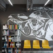 Фото из портфолио Офис, Ноябрьск, Изыскателей 41 – фотографии дизайна интерьеров на InMyRoom.ru