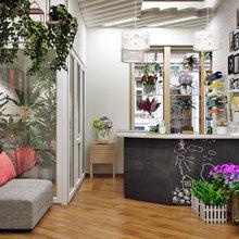 Фото из портфолио Цветочный магазин – фотографии дизайна интерьеров на INMYROOM