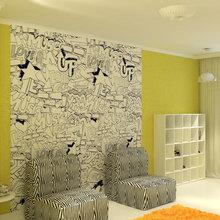 Фотография: Мебель и свет в стиле Современный, Детская, Интерьер комнат, Маркет, Фотообои – фото на InMyRoom.ru