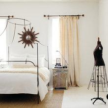 Фотография: Спальня в стиле Скандинавский, Кухня и столовая, Квартира, Дома и квартиры – фото на InMyRoom.ru