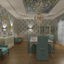 Фото из портфолио Столовая в классическом стиле. – фотографии дизайна интерьеров на InMyRoom.ru