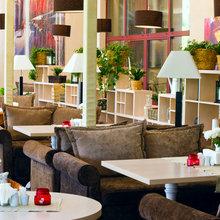 Фото из портфолио Мебель для ресторанов и кафе – фотографии дизайна интерьеров на InMyRoom.ru