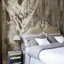 Фотография: Спальня в стиле Кантри, Классический, Современный, Карта покупок, Индустрия, Фотообои – фото на InMyRoom.ru