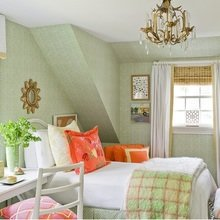 Фотография: Спальня в стиле Классический, Современный, Восточный, Декор интерьера, Цвет в интерьере, Индустрия, Новости, Маркет, Черный, Красный, Зеленый, Желтый – фото на InMyRoom.ru