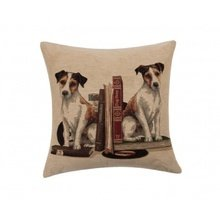 "Подушка ""Bookends Jack Russell"""