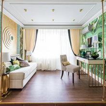 Фото из портфолио ЗОЛОТЫЕ ДЖУНГЛИ – фотографии дизайна интерьеров на INMYROOM