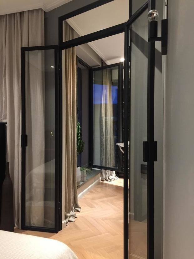 Фотография: Балкон в стиле Современный, Квартира, Проект недели, Москва, 2 комнаты, 40-60 метров, Planidesign – фото на INMYROOM