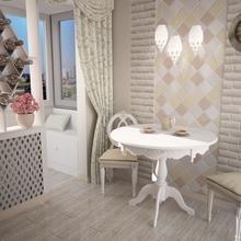 Фото из портфолио Двухкомнатная квартира для молодой семейной пары – фотографии дизайна интерьеров на InMyRoom.ru