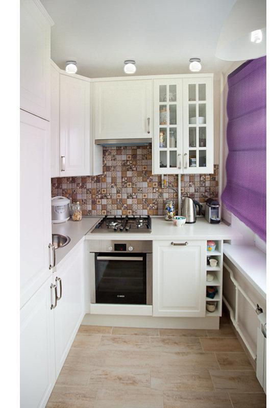 Фотография: Кухня и столовая в стиле Скандинавский, Малогабаритная квартира, Квартира, Дома и квартиры, IKEA, Переделка – фото на InMyRoom.ru