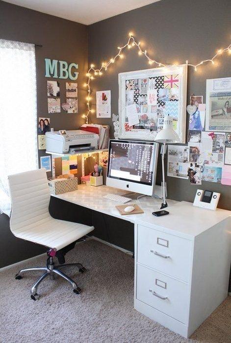 Фотография: Офис в стиле Скандинавский, Стиль жизни, Советы, Эко – фото на INMYROOM