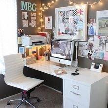 Фотография: Офис в стиле Скандинавский, Стиль жизни, Советы, Эко – фото на InMyRoom.ru