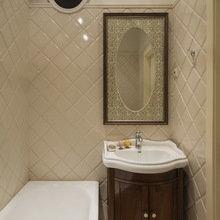 Фотография: Ванная в стиле Классический, Декор интерьера, Мебель и свет, Проект недели, Лена Ленских – фото на InMyRoom.ru