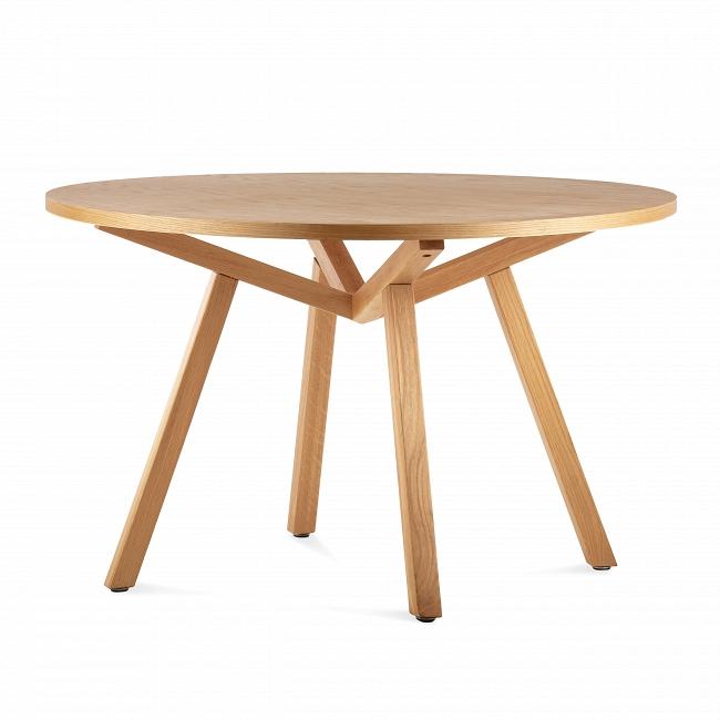 Купить Круглый обеденный стол Forte из американского белого дуба, inmyroom