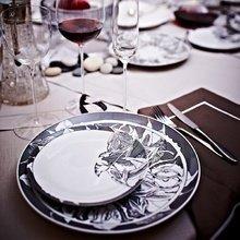Тарелка десертная Листопад